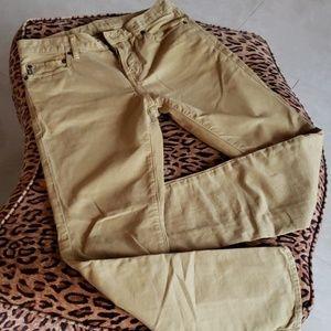 NEW ABERCROMBIE khaki pants W30L30